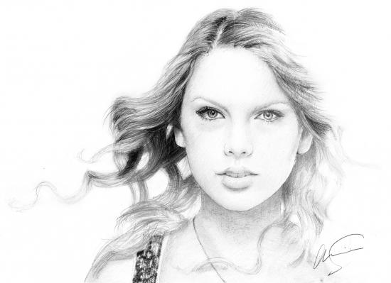 Taylor Swift by jonji